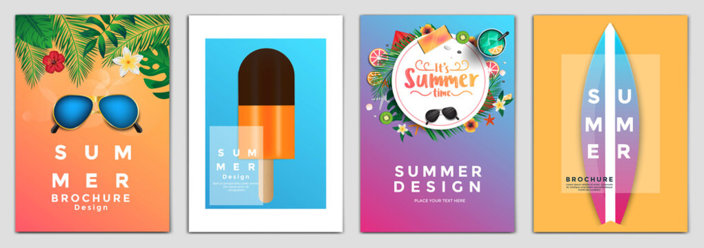 Summer Flyer Design 2