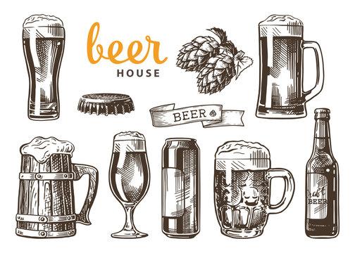beer sketch set 2