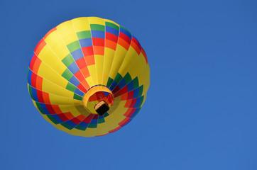 Wall Murals Balloon hot air balloon flight dream