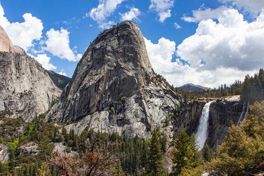 Nevada Falls, Yosemite National Park, California