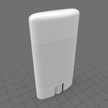 Pocket size deodorant