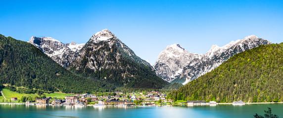 Wall Mural - austria - achensee lake