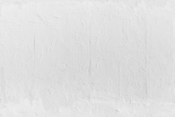 White wall with relief paint layer