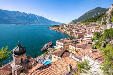 Wall Mural - Limone sul Garda, Garda Lake, Lombardy, Italy