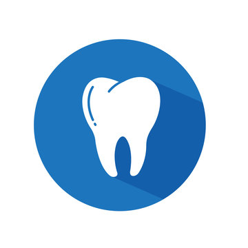 tooth - dental icon