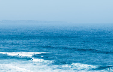 Ocean coast view, perfect travel and holiday destination