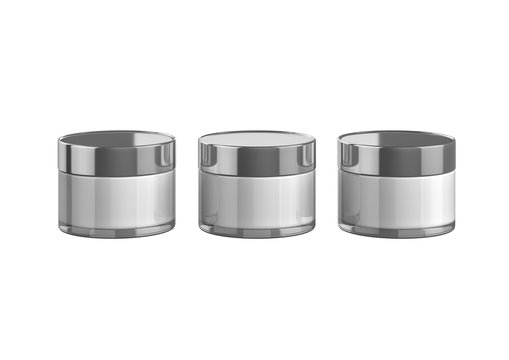 The Cans mockup with tonal or protective cream for hands, body and face.