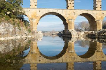 Pont du Gard, Provenza