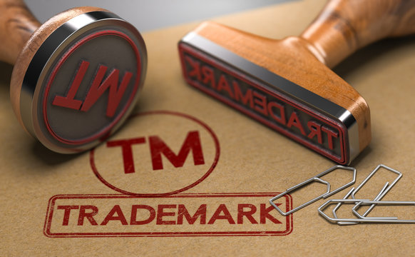 Trademark Registration Concept