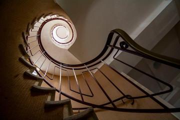 Escalier en colimacon