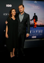 """Premiere for the HBO documentary film """"Ice on Fire"""" in Los Angeles"""