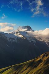 Mount Shani. Caucasus, Georgia