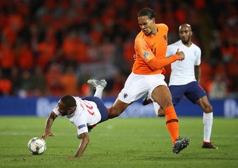 UEFA Nations League Semi Final - Netherlands v England