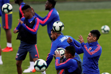 Soccer Football - Copa America - Colombia Training