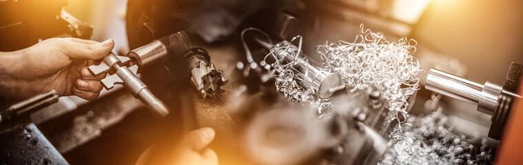 Industrielle Metallbearbeitung