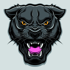 panther vector logo