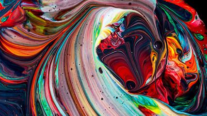 Estores personalizados con tu foto Beautiful acrylic color abstract background