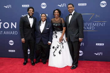 The 47th AFI Life Achievement Award gala honoring actor Denzel Washington in Los Angeles