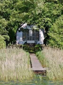 Brecht-Weigel-Haus am Holzsteg