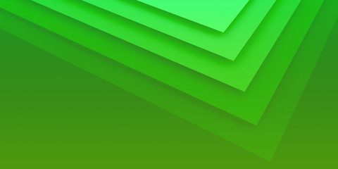 Exciting Green Presentation Background