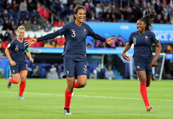 Women's World Cup - Group A - France v Korea Republic