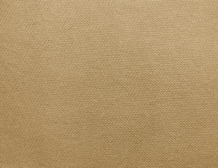khaki Twill woven fabric texture background
