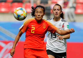 Women's World Cup - Group B - Germany v China