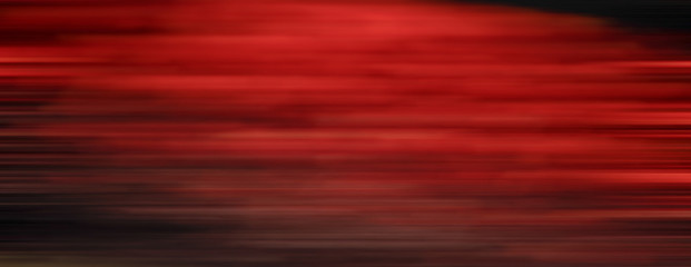 Abstract red motion blur background