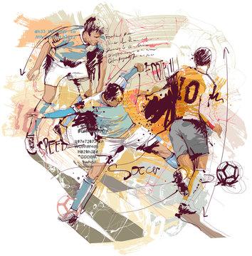 Fussball Aktion