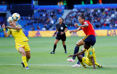 Women's World Cup - Group B - Spain v South Africa