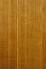 The texture of the furniture facade. Wooden texture background. Close-up,