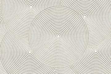 Foto auf Leinwand Zen Zen pattern
