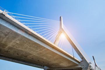 Boston, Zakim Bunker Hill Memorial Bridge