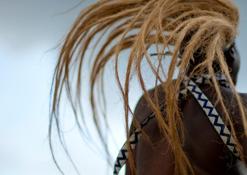 Intore Dancer In Ibwiwachu Village, Rwanda