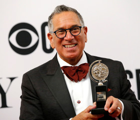 73rd Annual Tony Awards -Photo Room - New York, U.S.