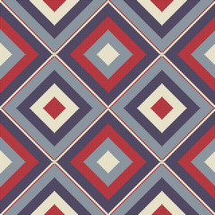 American Indian embroidery pattern 2