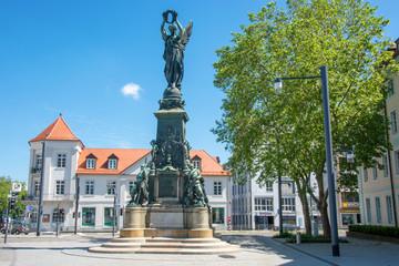 Siegesdenkmal in Freiburg, im Südschwarzwald, Deutschland