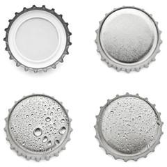 Obraz metal cap bottle drink - fototapety do salonu