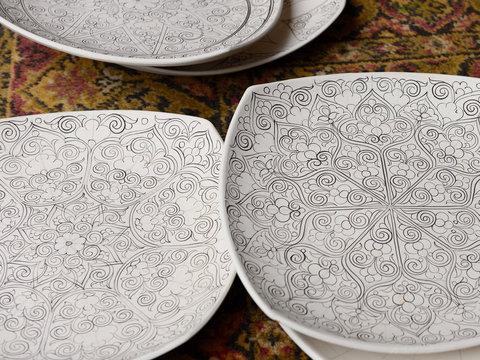 Handmade souvenirs from Central Asia, Fergana, Uzbekistan, Silk Route