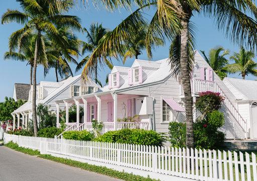 Street Scene Exuma, Bahamas