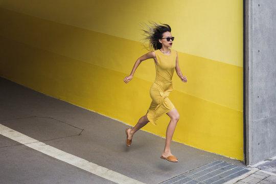 Run, Run, Run Away