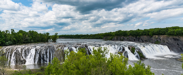 Cohoes Falls, New York, United States