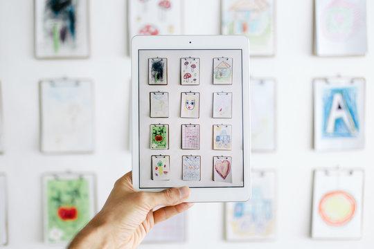 Children online gallery