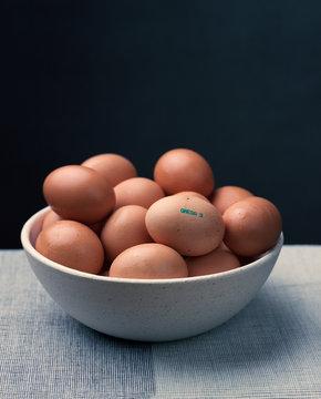 Omega 3 Free Range Eggs