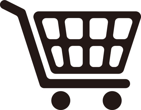 (SVG) shopping cart icon