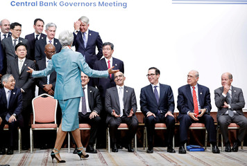 G20 Finance Ministers and Central Bank Governors Meeting in Fukuoka