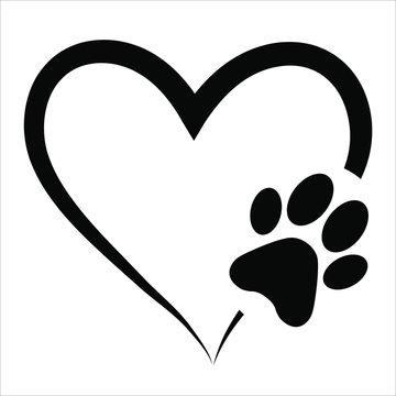 180 Pfoten Ideen Pfoten Hundepfoten Pfoten Tattoo 9