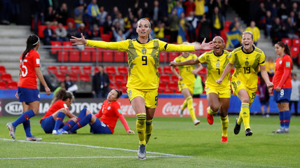 Women's World Cup - Group F - Chile v Sweden