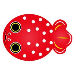 浮かし金魚
