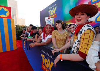 "Premiere for ""Toy Story 4"" in Los Angeles, California"